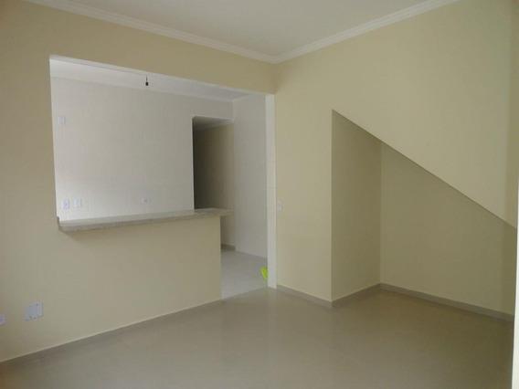 Casa Residencial À Venda, Em São Vicente. - Ca0201