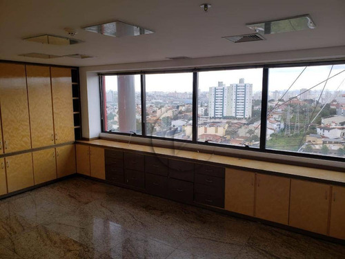 Sala À Venda, 38 M² Por R$ 234.000 - Paraíso - Santo André/sp - Sa0652