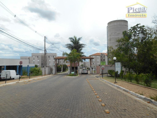 Imagem 1 de 29 de Apartamento Com 2 Dormitórios À Venda, 49 M² Por R$ 185.000,00 - Jardim Santa Maria (nova Veneza) - Sumaré/sp - Ap0637