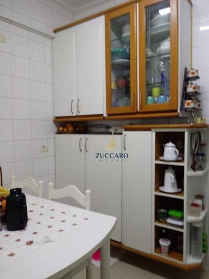 Apartamento Com 2 Dormitórios À Venda, 74 M² Por R$ 385.000 - Vila Augusta - Guarulhos/sp - Ap15140