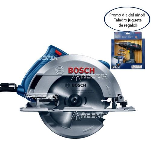 Sierra Circular Bosch 7 1/4 Profesional Gks150 1500w -acerix