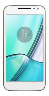 Moto G4 Play Dual SIM 16 GB Dourado 2 GB RAM