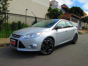Focus Sedan 2015 Titanium 63.000 Km Único Dono Igual Okm !!!