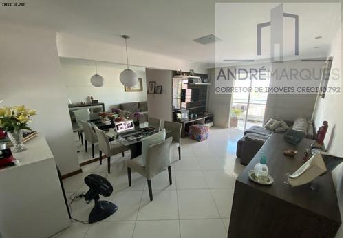 Apartamento Para Venda Em Salvador, Vila Laura, 3 Dormitórios, 1 Suíte, 3 Banheiros, 1 Vaga - V101_2-1159099