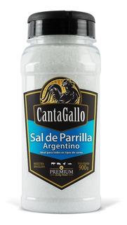 Sal De Parrilla Argentino 900g Cantagallo
