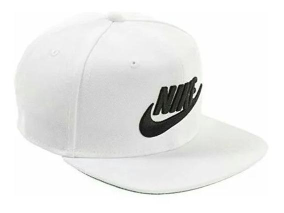 Gorra Nike Pro Futura Blanco Unisex Original