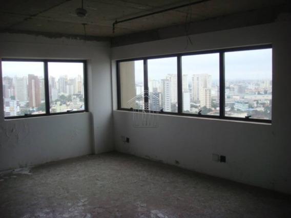 Salas Conjugadas Em Condomínio Para Locação No Bairro Centro. Próximo Ao Forum 100 Metros. - 11196santoandre