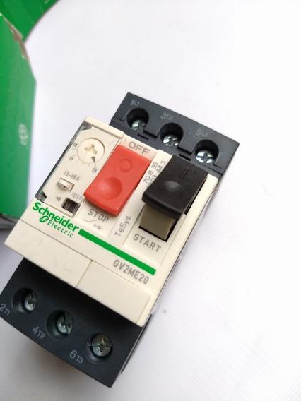 Disyuntor Magnetotérmico Schneider Gv2me20