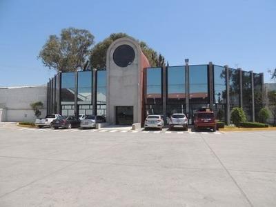 Rento Oficinas Y Terreno, Zona Industrial Cuautitlan Izcalli