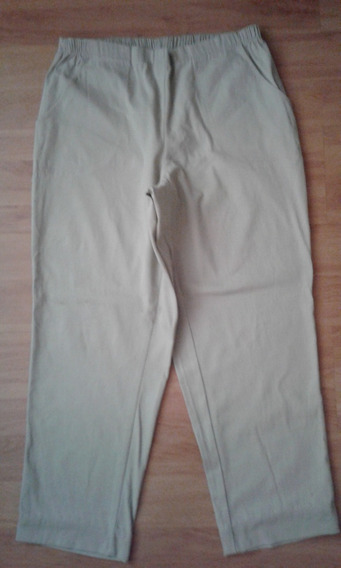 Pantalon Dama Gap, Old Navy Beige , Kaki Talla 1xl