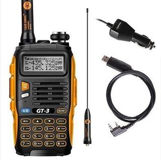 Baofeng Pofung Gt 3 Mark Ii Transceptor Radio Fm Banda Dual