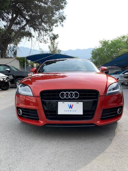 Audi Tt Coupe 2013