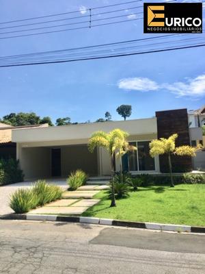 Casa Térrea Com Estilo Contemporâneo Para Locação No Condomínio Bosques De Grevílea Na Cidade De Vinhedo - Ca0024 - 4903217