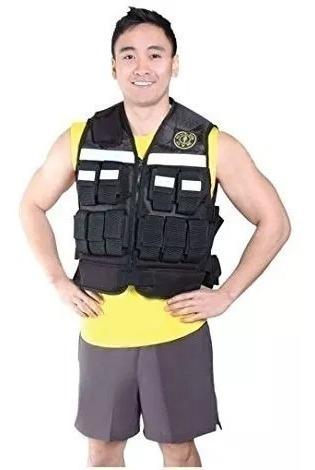 Camisa Chaleco Para Correr Golds Gym