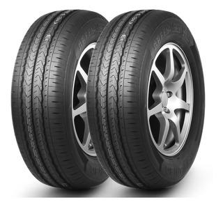 Kit X2 Neumáticos 155r12c 88/86n Greenmax Van Linglong