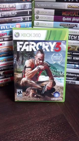 Far Cry 3 Xbox 360 Português, Frete R$ 12