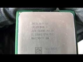Processador Intel Celeron Socket 478 2.53ghz