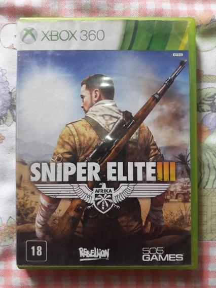 Sniper Elite 3 Xbox 360 Português