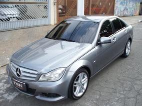 Mercedes Benz C-180 Cgi Classic 1.8 Turbo Automatica 2012