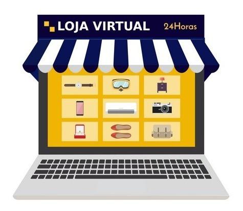 Faço Loja Virtual Configurada E Pronta Pra Vender