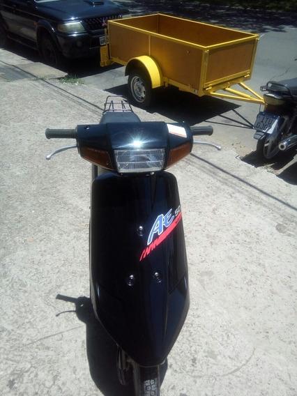 Suzuki Ae 50 Duvido Igual