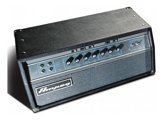 Ftm Cabezal De Bajo Ampeg Svt-vr - Amplificador Valvular 300