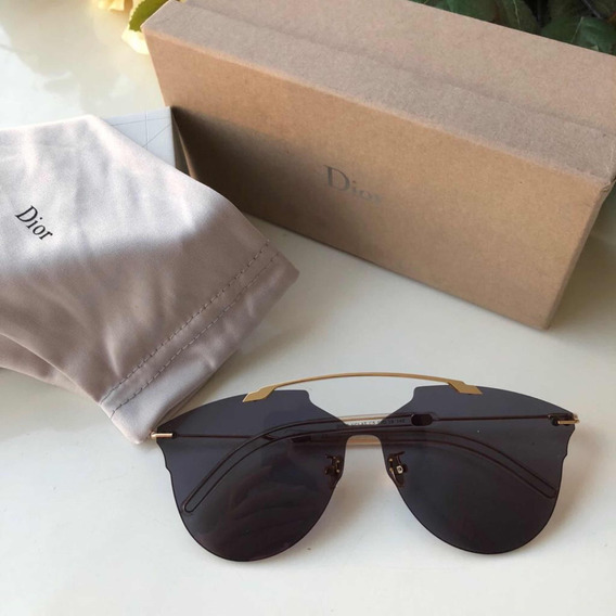 Óculos Dior So Real Reflected Preto Original Importados