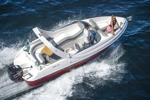 Lanchas Coral 22 Em 60x ( N Focker , Nx Boats , Ventura