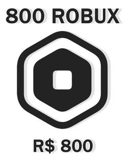 Robux 800 | Roblox Entrega Inmediata
