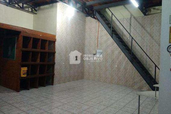 Salão Em Taboão Da Serra Bairro Parque Assunção - A3021