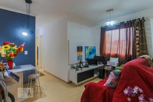 Apartamento À Venda - Vila Das Mercês, 2 Quartos,  50 - S893113203