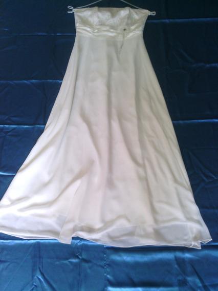 Vestido Color Champan
