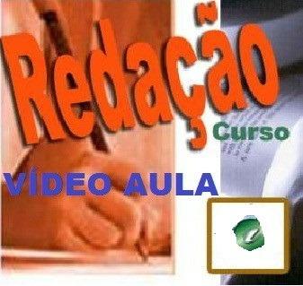 Aulas De Redação! Curso Em 1 Dvd Ert