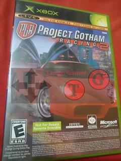 Project Gotham Racing 2 + Arcade + Kit Xb Live / Xbox / 360
