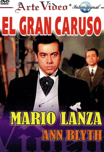 Imagen 1 de 1 de El Gran Caruso - Mario Lanza, Ann Blyth