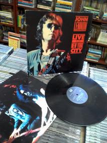 Vinil John Lennon Live In New York City