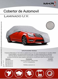Cubre Auto Ecologico Bicapa Mkr Con Proteccion Uv Talle S