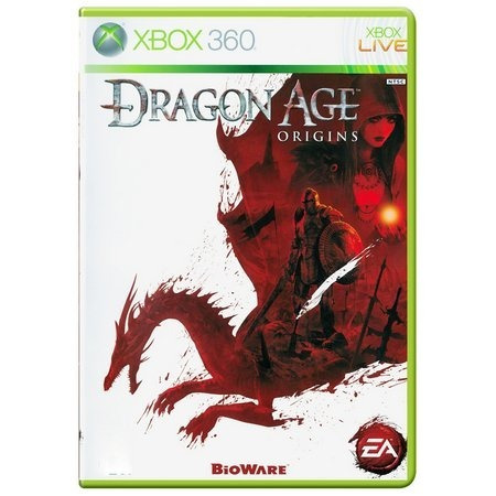 Dragon Age Origins Xbox 360 Completo Mídia Física Original
