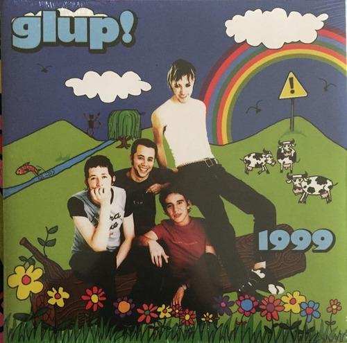 Glup - Glup 1999 - Vinilo Nuevo Envio Gratis Musicoviny