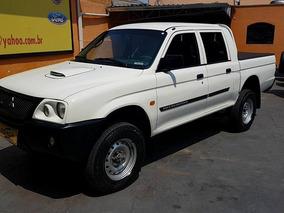 L200 2.5 Gl Cab Dupla 4x4 Unico Dono
