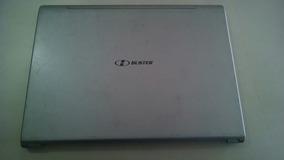 Carcaça Tampa + Base Superior Notebook H Buster 1301-210