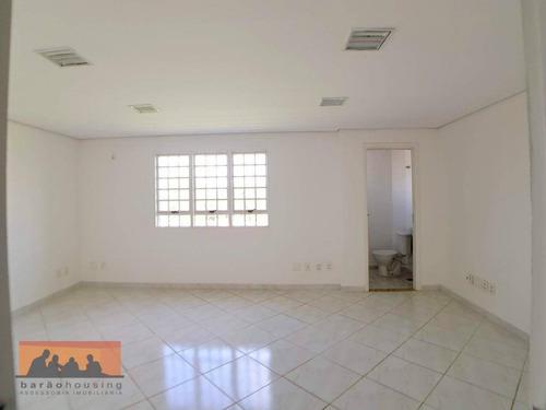 Imagem 1 de 4 de Sala Comercial - Perto Da Puc Campinas - Sa0073