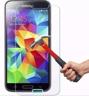 Pelicula Vidro Temperad Samsung Galaxy Grand Duos I9082 Gran