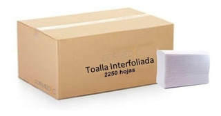 Toalla Interfoliada 2250 Hjs- Compra 2 Envio Gratis/cormedic
