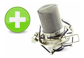 Mxl 990 Maxima Calida De Grabacion. Microfono De Condensador