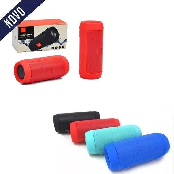 Caixinha De Som Charge Mini Bluetooth