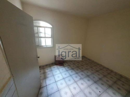 Imagem 1 de 8 de Casa Para Alugar, 25 M² Por R$ 750,00/mês - Vila Babilônia - São Paulo/sp - Ca0943