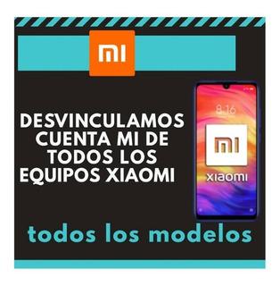 Quitar Remover Cuenta Mi Xiaomi Frp Permanente By Pass