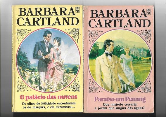 Romance Barbara Cartland Com 4 Livros - (003)