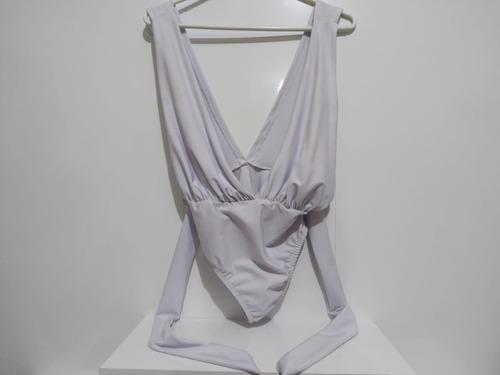 Body Strech Feminino Branco